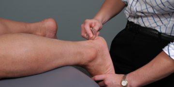 Scrape Away Foot and Ankle Pain with ASTYM