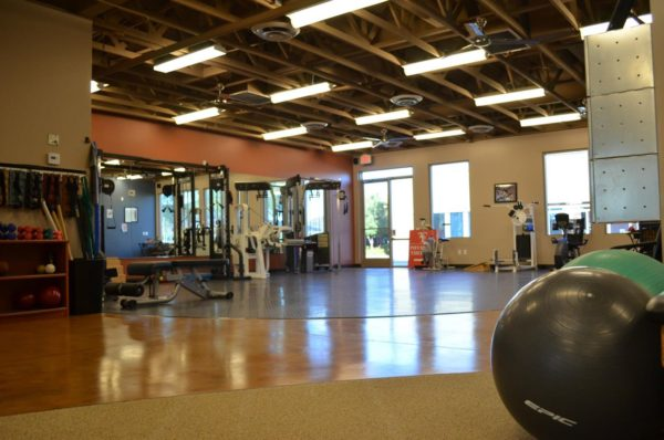 physical therapy in Anthem