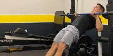 Workout from Home Series: Inverted Rows